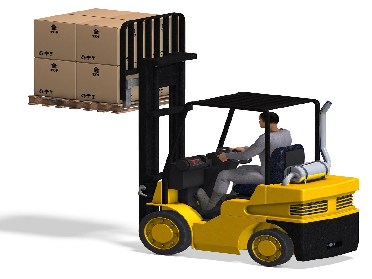 The Different Features of Forklifts