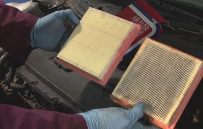 replacing-car-filters