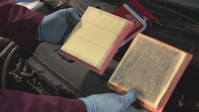 replacing-car-filters