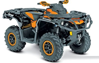 Your Four-Wheeler and ATV