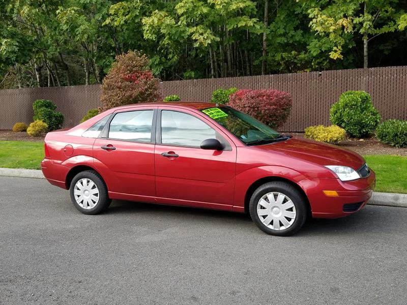 2005 Ford Focus: Enhanced As We Grow Older