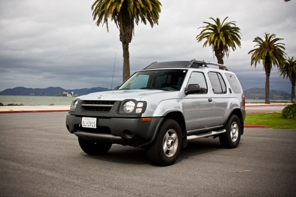 Parts Train's Dynamic Nissan Areas Of The Body Complements 2005 Nissan Xterra's Off-road Capacity