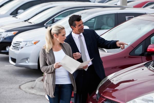 local car sales