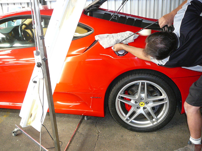 What Is a Paintless Dent Repair?