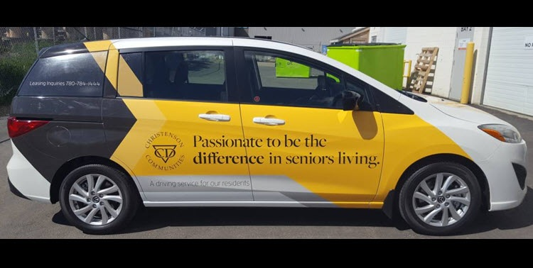 Car Wraps and Graphics Increase Brand Awareness