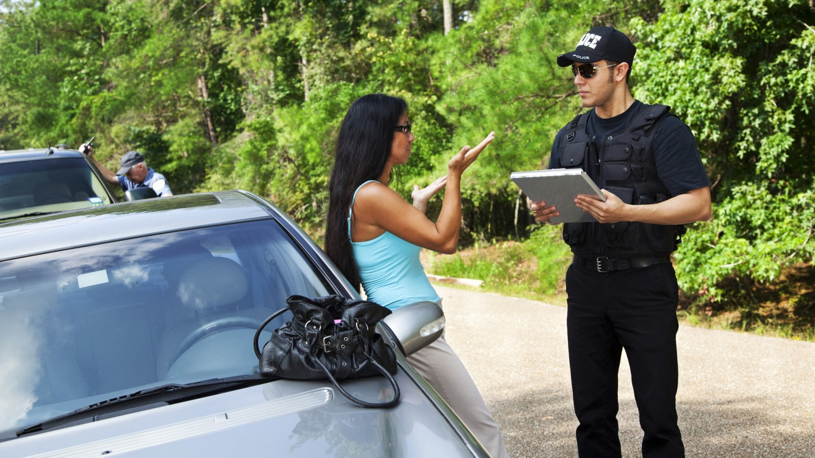File a Police Report after a Car Accident